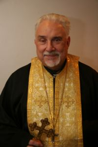 Photo of V. Rev. Fr. Catalin Mitescu, PhD
